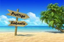 Handige checklist voor de vakantie!